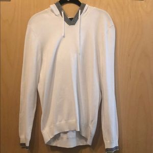 Kenneth Cole hoodie sweater